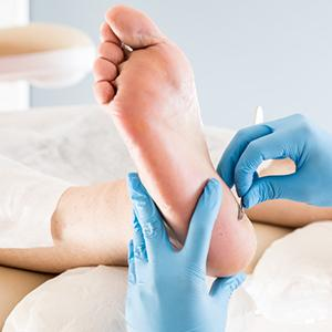 Wellness Centre in Little Chalfont and Amersham. Podiatrist. Foot pain. Ingrown toenails.