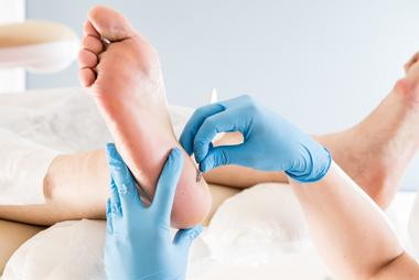 Wellness Centre in Little Chalfont and Amersham. Podiatry.